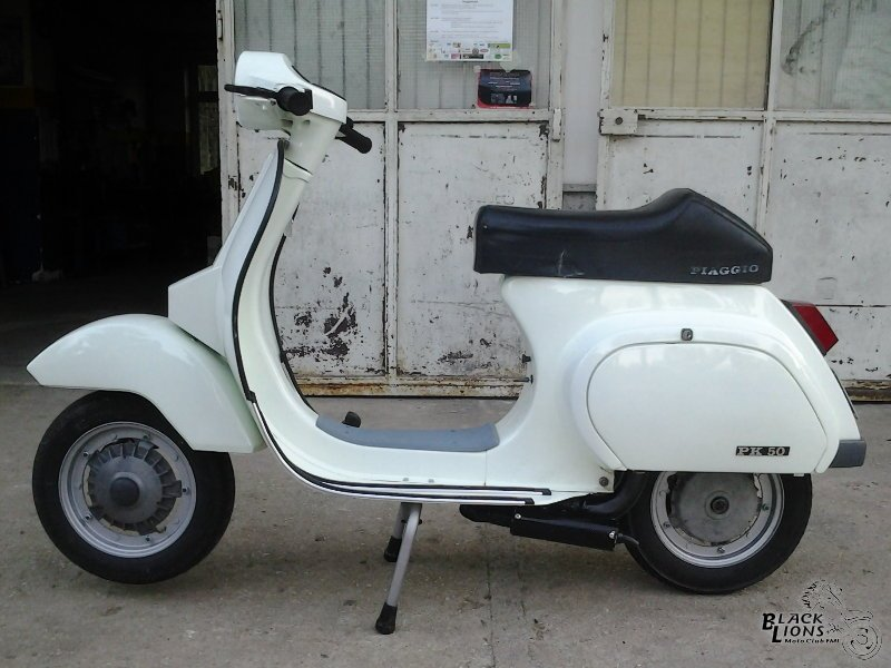 vespa pk 50s 1983. Black Bedroom Furniture Sets. Home Design Ideas